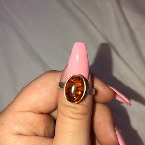 Jewelry - Amber ring
